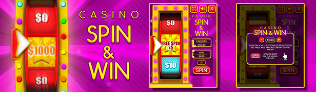 """Casino Spin e Win """"width ="""