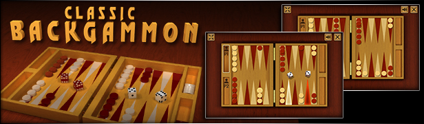 Classic Backgammon Html5 Board Game By Codethislab Codecanyon