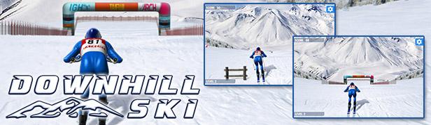 """Downhill Ski""""  width="""