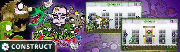 My Zombie Classmates
