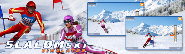 """Slalom Ski""""  width="""