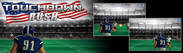 American Football Challenge - HTML5 Sport Game Download