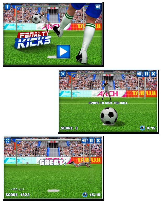 Game Screenshoot
